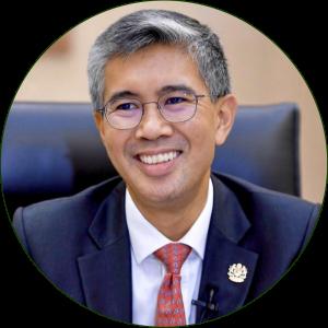 YB Senator Tengku Datuk Seri Utama Zafrul bin Tengku Abdul Aziz